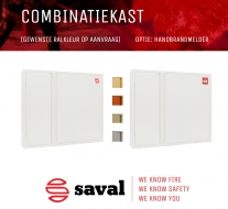 Combinatiekast Saval