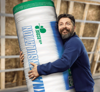Knauf Insulation with ECOSE® Technology