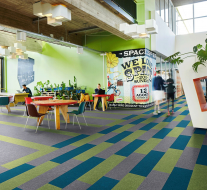 Flotex Colour collectie Forbo Flooring