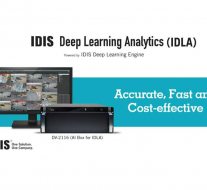 IDIS Deep Learing Analytics (IDLA)