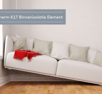 Kingspan Insulation Kooltherm K17 binnenisolatie-element