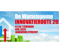 Warmtepomp Innovatieroute VSK 2020