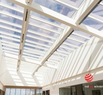 VELUX Step-oplossing wint Red Dot Award