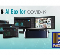 """IDIS AI Box for COVID-19 genomineerd als """"CCTV Product of the Year"""""""