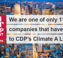 Kingspan Insulation in CDP's Climate A List