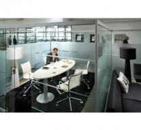 Uniflex Vetro roomdividers