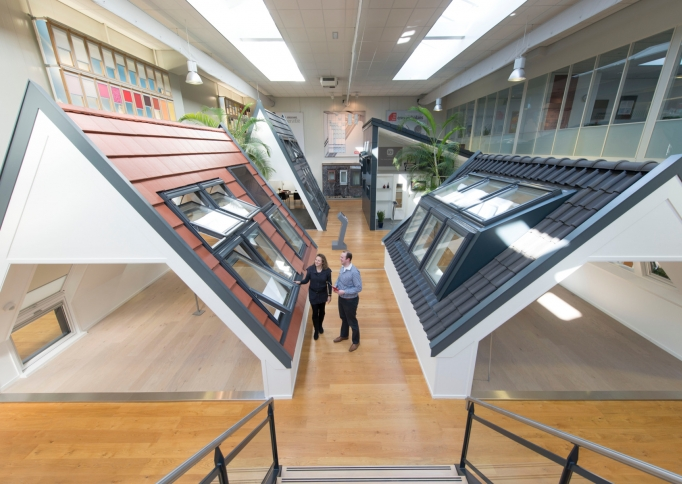 VELUX Nederland B.V. Showroom