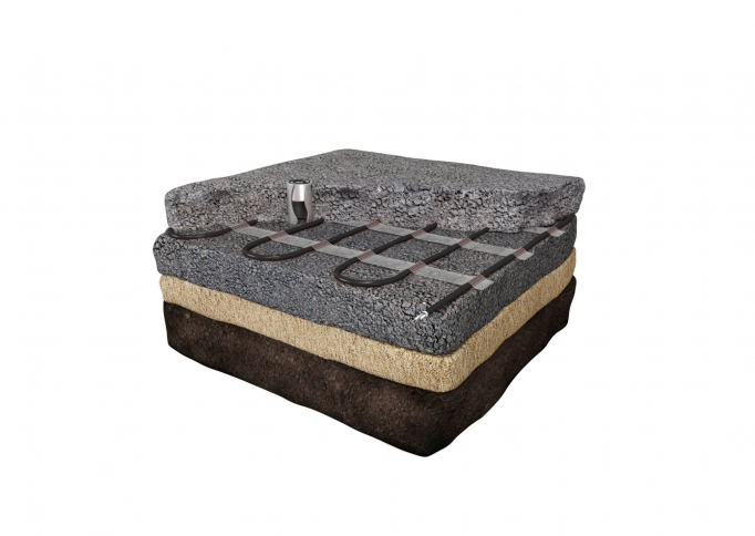 MAGNUM Outdoor Mat Floor Construction