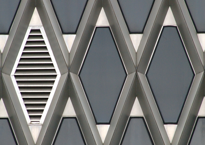 By takomabibelot (I.W. Abel Ventilation Grill (Pittsburgh, PA)) [CC BY 2.0 (https://creativecommons.org/licenses/by/2.0)], via Wikimedia Commons