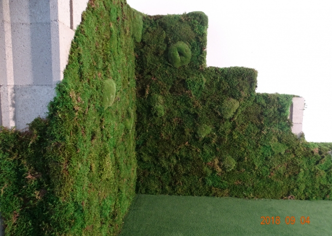 Soundblox Greenwall Greenworks