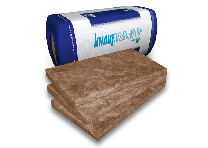 Knauf Insulation Acoustifit. Dat werkt relaxed!