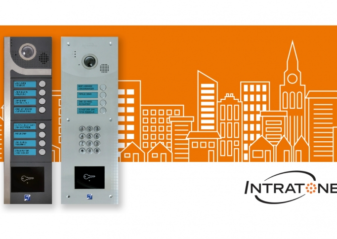Intratone introduceert intercomsysteem met LCD-displays
