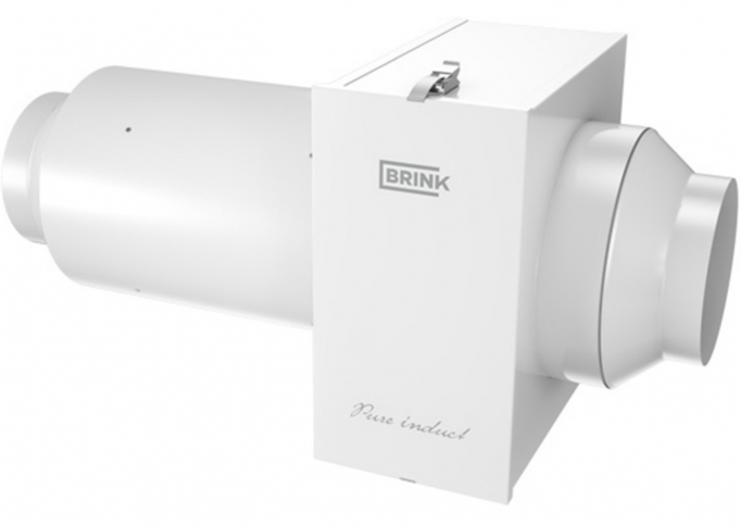Brink Climate Systems Pure induct