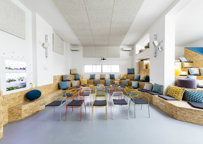 House of CoDesign - Saint Ouen - Knauf Organic