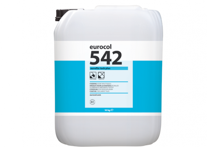 Eurocol 542 Eurofix Tack Plus 10l can