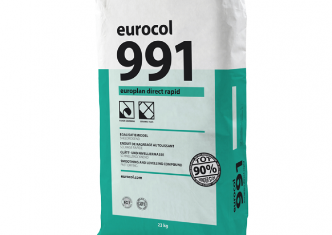 Eurocol 991 Europlan Direct Rapid 23kg zak
