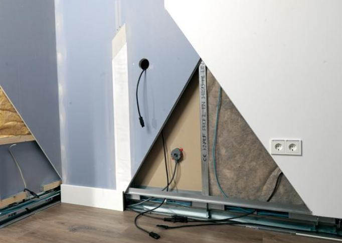 Knauf BoWall BASE-systeem