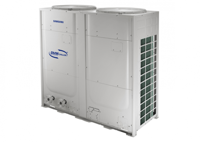 Samsung DVM Inverter Warmtepomp Chiller