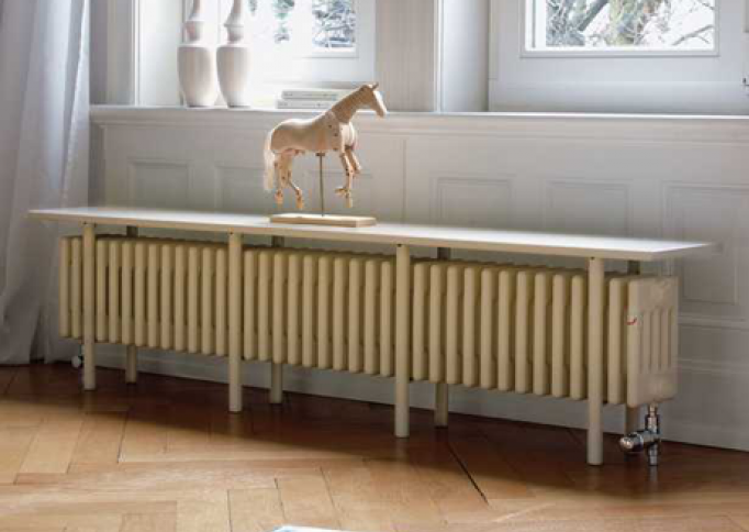 Zehnder Charleston Bench kolomradiator