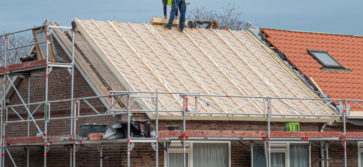 Unilin Insulation Usystem Roof Reno renovatieplaten